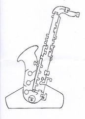 saxophone jigsaw puz (Craftypuzzles) Tags: brain jigsaw puzzles teasers