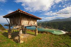 (Rawlways) Tags: ocean asturias horreo