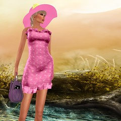 NEW AT MIMI'S ! PRISM Blossoms in Dream Candy (mimi.juneau *Mimi's Choice*) Tags: hat fashion bag candy blossoms dream prism nails secondlife beautyaddict vanityhair justdesign mimijuneau mimischoice