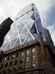 Hearst Magazine Building (leroyo) Tags: nyc newyork raw olympus panasonic f25 omd 14mm rpp em5
