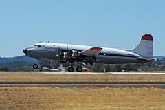 "Douglas DC-4 ""Oil Bomber"" (cclark395) Tags: california usa airport pentax aircraft airshow douglas santarosa k5 sts dc4 charlesmschulz ksts sonomacountyairport 60250mm n460wa smcpentaxda60250mmf4ifsdm oilbomber charlesmschulzsonomacountyairportsts wingsoverwinecountryairshow2012"