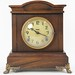 117. Mahogany Mantle Clock