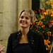 Pianist Arta Arnicane after  performing Rachmaninov - Piano Concerto No. 2 with Ealing Symphony Orchestra at Southwark Cathedral, London. 20th September 2012