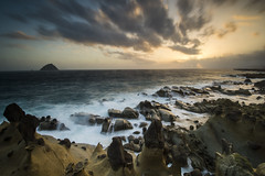 () Tags: morning light sea sky sunlight sunrise landscape nikon natural  taiwan                nikond4