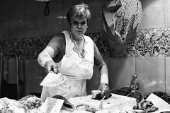 la boqueria (johnnypugsley) Tags: barcelona travel blackandwhite bw spain lasramblas laboqueria foodphotography johnnypugsley marketfoodmarket