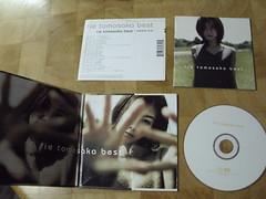 原裝絕版 1999年  ともさかりえ 友板里惠 Rie Tomosaka best CD 港版 中古品 2