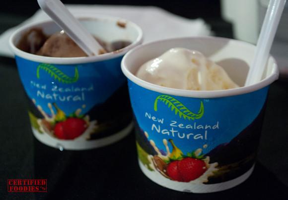 New Zealand Natural Premium Ice Cream