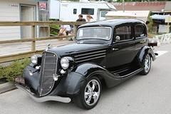 1935 Hudson Terraplane (Bill Jacomet) Tags: show old car town spring texas run rod hudson longhorn 35 2012 terraplane 1935