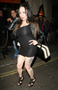 Mutya Buena outside Mahiki nightclub London, England