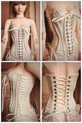 corset34 (Aatospaatos) Tags: doll crafts corset bjd ldoll atelieraatos