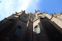 看似是城堡,其实是一座修道院。