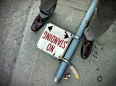 civil disobedience (Mr.  Mark) Tags: street deleteme5 deleteme8 urban deleteme deleteme2 deleteme3 deleteme4 deleteme6 deleteme9 feet deleteme7 me sign standing stand photo shoes funny saveme4 saveme5 saveme6 saveme saveme2 saveme3 saveme7 deleteme10 no stock protest down civil law title obedience disobedience ohyeah disobey passiveaggressive wellsee markboucher