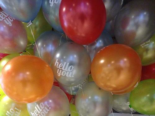 Heliumballonnen Bedrukt Ahoy Rotterdam