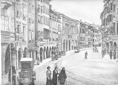 Udine 1915 -matita su carta- 21x30 -2012