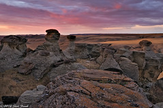 Jerusalem Rocks (F. Frank Photography) Tags: sunrise landscape montana rocks jerusalem scenic sweetgrass