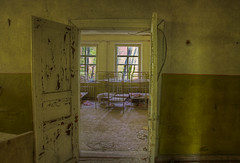 'Kindergarten - Bunkbeds' (Timster1973 - thanks for the 12 million views!) Tags: colour rotting canon doors decay nuclear ukraine kindergarten rotten derelict decaying dereliction ue bunkbeds chernobyl urbex bunks nucleardisaster lyingstill livesfrozenintime