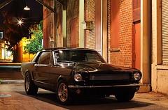 Mustang (Crystal_rivera) Tags: american mustang 1965 americanmuscle
