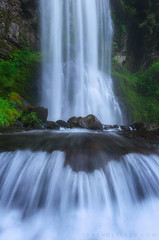 Bridalfoss (terenceleezy) Tags: portland pdx bridalfalls multnomahfalls columbiarivergorge waterfalls waterfall
