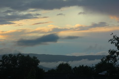 24th July 2016 (lucyphotography) Tags: clouds low lying hills perthshire scotland summer 2016