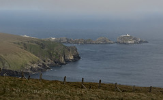 Muckle Flugga Lighthouse, at the most northerly tip of the U.K. (Nanooki ) Tags: scottishisles unitedkingdom gb scotland unst muckleflugga lighthouse fetlar shetlandislands