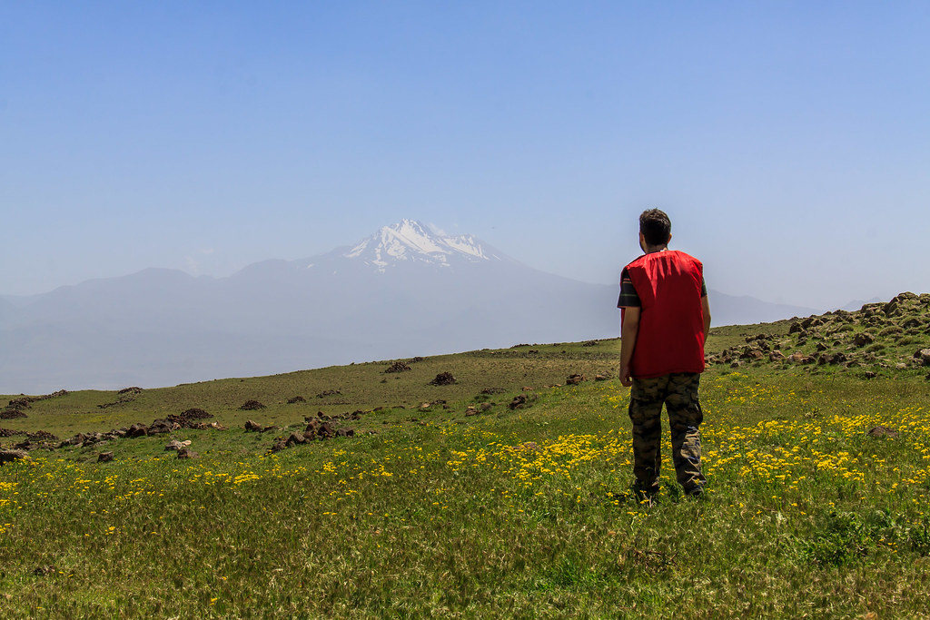 Image result for erciyes mountain in summer