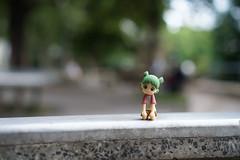 Waiting for Danbo (omgdolls) Tags: yotsuba
