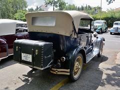 Ford, Model A (tats-Unis, 1929) (Cletus Awreetus) Tags: usa etatsunis ford voitureancienne car vintage voituredecollection automobile forda typea modela malle capote voiture collection convertible