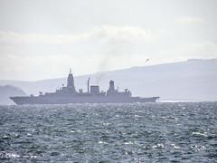 Warship Sachen. (dodfather) Tags: warships dodfather elie nikon fife scotland
