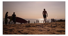 DSCF0125 copie (sylvainbachelot) Tags: baule pornichet plage sable mer ciel vague matin soir soleil mauijim coquillage toile de bord lumire mlancolie fujix70 panorama nature