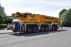 Ainscough AC 350/6 (Jack Westwood) Tags: ainscoughcranehire ainscough ainscoughcrane ainscoughheavycranes ainscoughtc ainscough1750 ainscoughac350 ac350 terex terexdemag terexchallenger heavycranes heavylift heavyhaulage