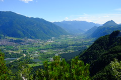 Valsugana (Raul Montoleone) Tags: valsugana levicoterme panarotta vallata valle panorama monti