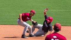 Fall Ball - Sept 16-14 (Rhett Jefferson) Tags: arkansasrazorbackbaseball grantkoch hunterwilson