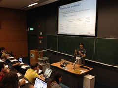 IMG_1043 (OpenMinTeD) Tags: text mining textmining datamining datascience dublin openrepositories repository repositories or2016