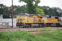 UP8112jpg (eslade4) Tags: up unionpacific marshalltown up8112 es44ach up4340 sd70m