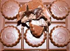 sweet spot squared (Harry McGregor) Tags: macromondays sweetspotsquared polishbrownies chocolate