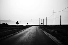 Favignana, Punta Sottile (ninni garnett) Tags: favignana sicily bw street streetphotography leica sony