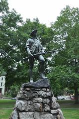 Washington's Headquarters (caboose_rodeo) Tags: 175 sculpture statue newburghny hudsonrivervalley newyorkstatteparks favorite commemorativesculpture