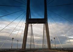 The Bridge to H ell (Jack_Taylor_Photography) Tags: d8e0099 bridge ominous stormclouds