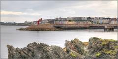 Eisenhower Pier, Bangor, County Down, Northern Ireland (BangorArt) Tags: bangor marina eisenhowerpier bay harbour pier countydown northernireland paulanderson bangorart hdr ulster seascape