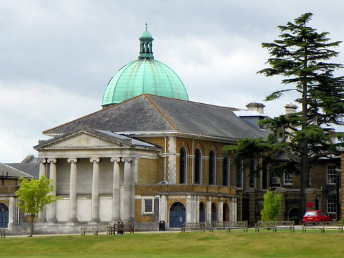 GOC Hoddesdon 025: Haileybury and Imperial Service College, Hertford Heath