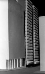 Queen St office , Architecture school design project B+W sheet 015 11 (Graeme Butler) Tags: school melbourneuniversity history heritage government design culture architecture melbourne victoria australia