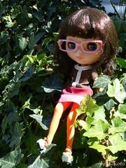 Hey ! (koikokoro) Tags: blythe simply chocolate glasses
