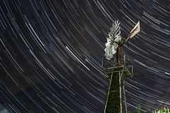 40 Minute Star Trails 29/08/16 (Spicey_Spiney) Tags: startrails starstax stars astrophotography nightsky