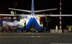 _DSC7072 (southspotterman1) Tags: l410 airplanes spotting unoo inomsk omsk airport     410  nightspotting