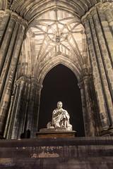 Scott Monument-1 (mjbryant007) Tags: scott monument edinburgh scottmonument scotland literature statue sirwalterscott lights night city cityscape