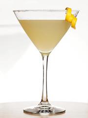Meyer Lemon Martini (Scott Atwood) Tags: lightscienceandmagic martini meyerlemon brightfieldlighting olympusomdem5markii cocktail olympusfl600r studiolighting strobist lemon stemware glass glassware martiniglass lemonpeel