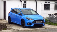 Ford Focus RS Blue 2016 (badhands13) Tags: ford focus rs fordfocusrs blue car 2016 parked