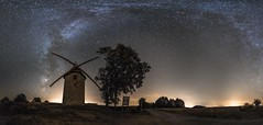 moulin baron Sainte Ccile (stefg1971) Tags: nightscape a7rii irix night nuit astronomy moulin vende voie lacte milky way