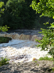 Aysgath Falls, Wensleydale, North Yorks