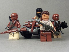 NAR Resistance Troops (Kyle Peckham) Tags: lego military nar purge thepurge